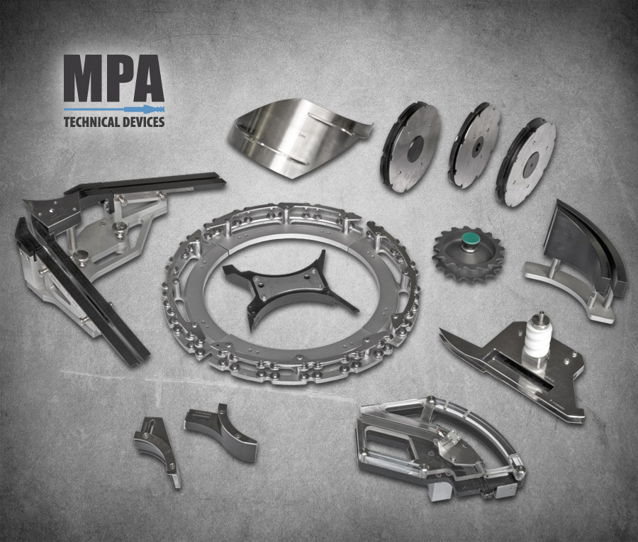 SPARE PARTS by MPA