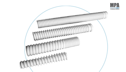 plastic screws for pharmaceutical filling machine Marchesini by MPA
