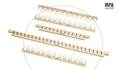 Combs for Pharmaceutical Machine - Format Parts