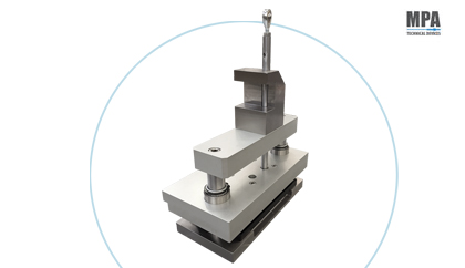 Punching tool for blister machine - change parts