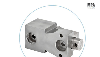 steel rotary pumps by MPA